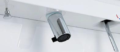 キレイアップ水栓イメージ画像