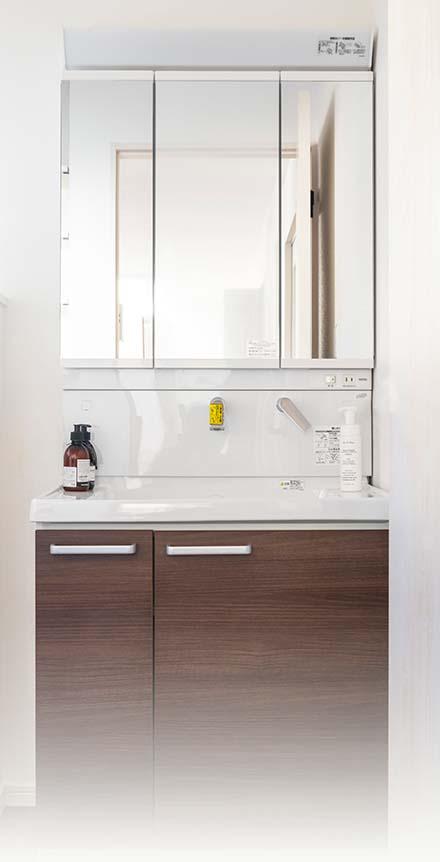洗面化粧台イメージ画像